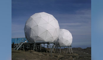Picture of Space Frame Radomes